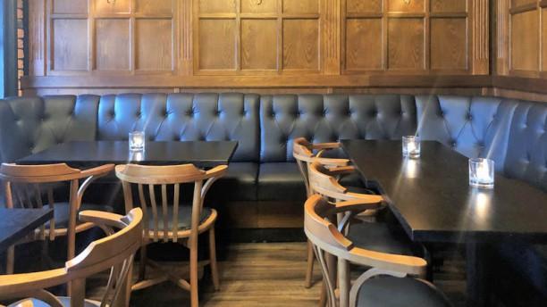the bank restaurang stockholm
