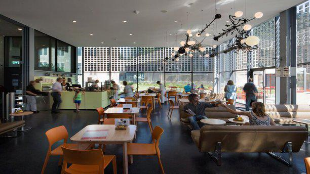 Museumcafé Centraal Restaurant