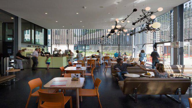 Restaurant - Museumcafe Centraal, Utrecht