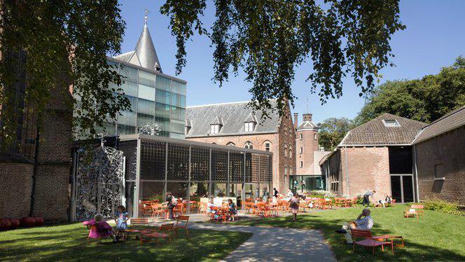 Terras - Museumcafe Centraal, Utrecht