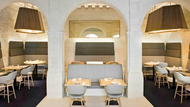 Fontevraud  Le Restaurant Vue de la salle