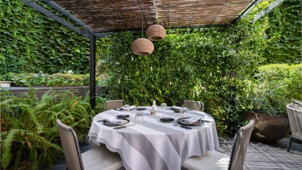 Quadrat Restaurant & Garden - Sant Francesc Hotel Singular Terraza