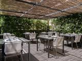 Quadrat Restaurant & Garden - Sant Francesc Hotel Singular