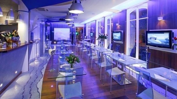 La Maison Grecque Salle bleue