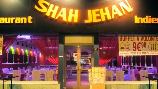 Shah Jehan La façade
