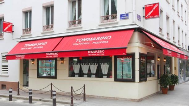 Tommasino Façade
