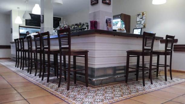 Antonio's Vista sala