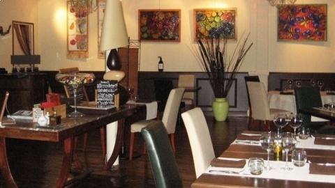restaurant - Les Caudalies - Abrest