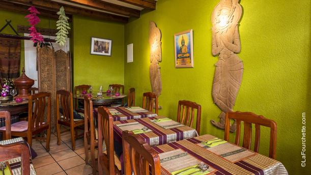 Chiang Mai Thai Restaurant Intérieur
