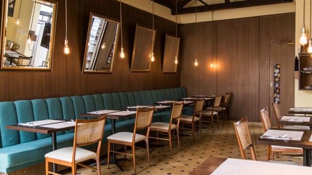 Tita Bar e Restaurante Tita Restaurante - salão