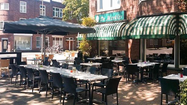 Dinercafé De Markies Terras