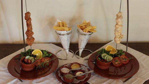 """Restaurant """"De Opkamer"""" Suggestie van de chef"""