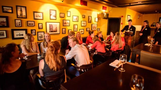 Het restaurant - De Branderij, Groningen