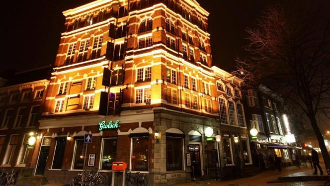 Ingang - De Branderij, Groningen