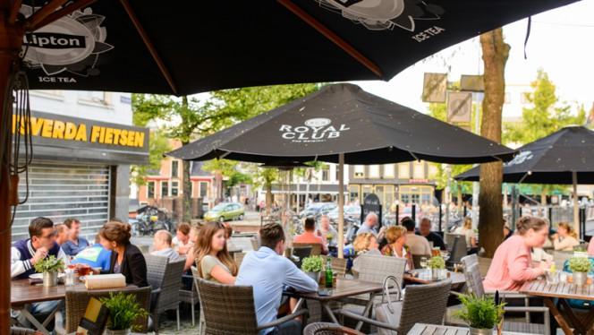 Terras - De Branderij, Groningen