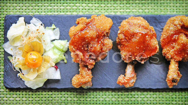 Kahala Restaurante Hawaiano Especialidad de pollo rebozado