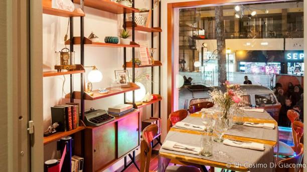 Stairs Diner Sala del ristorante