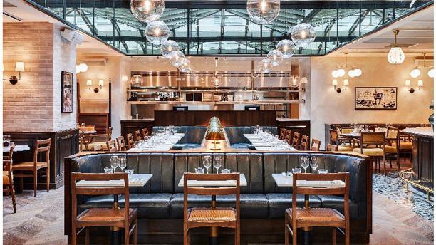 Restaurant Hoxton Paris
