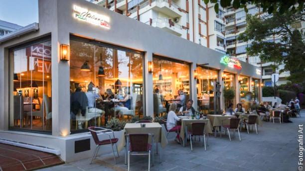 Incontro Marbella Vista terraza