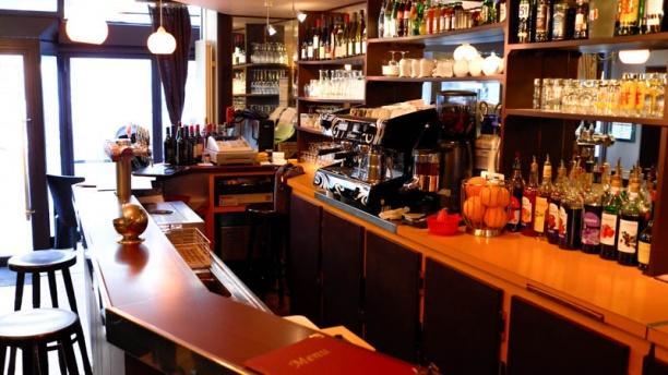 L'Abribus bar a cocktail