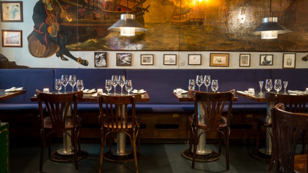 """Restaurant Havfruen Cozy """"hygge"""" - less is more"""