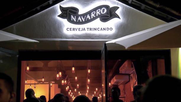 Navarro Bar Entrada