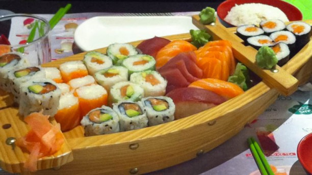 Sushi Kyo Suggestion du chef