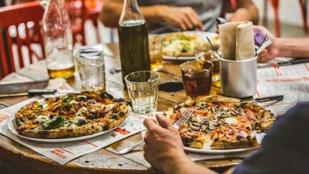 Can Pizza - Vilanova i la Geltrú Sugerencia del chef