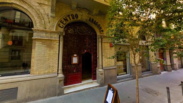 Casa de Aragón Entrada