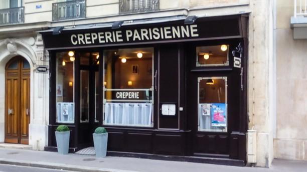 Crêperie Parisienne Devanture