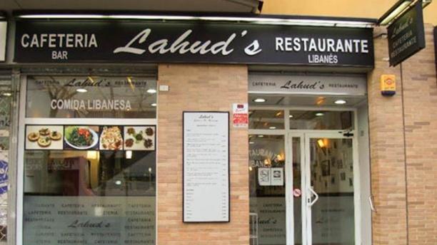 Lahud's Restaurante Libanés Sabadell Vista fachada