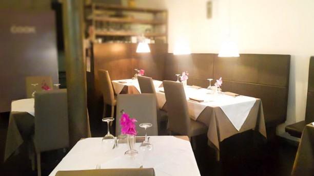 the cook traditional Sala del ristorante