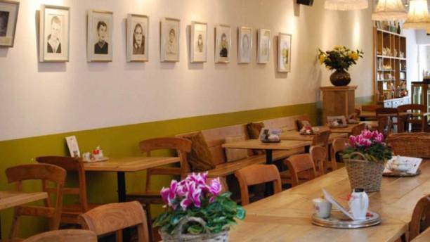 Hartig en Zoet restaurantzaal