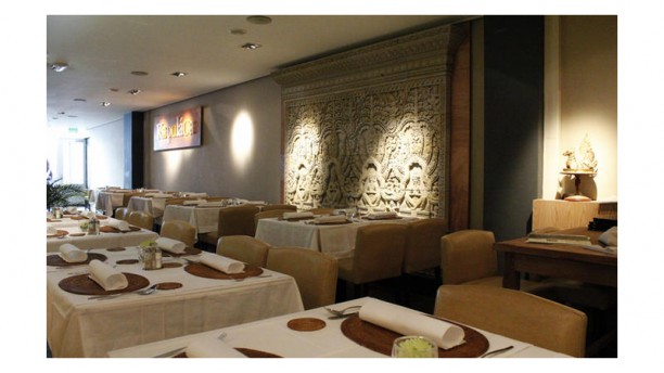 Restaurant Kapulaga interieur Kapulaga