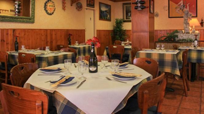 sala - Il Siciliano, Cascais