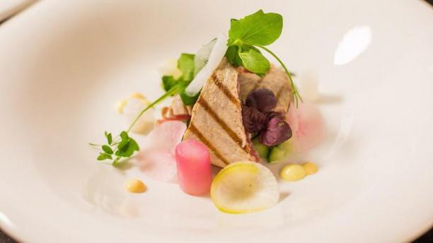 Daelhemergroeve restaurant Valkenburg Tussengerecht tonijn