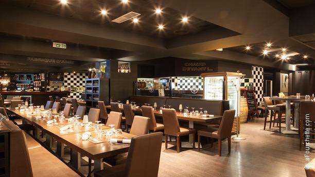 Restaurant Comptoir JOA à Lyon (69006), Tête d'or - Menu, avis, prix on