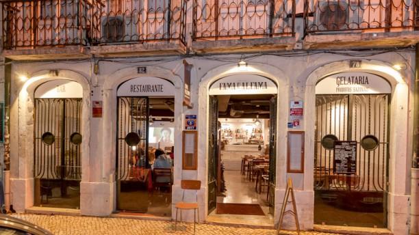Fama d'Alfama Restaurante Sala