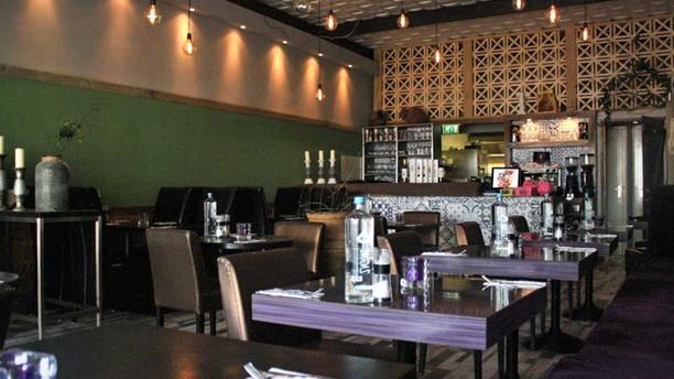 Grieks Mediterraans Nostimo Restaurant