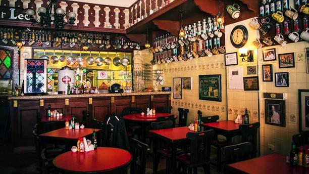 Bar Léo - Ouvidor Sala