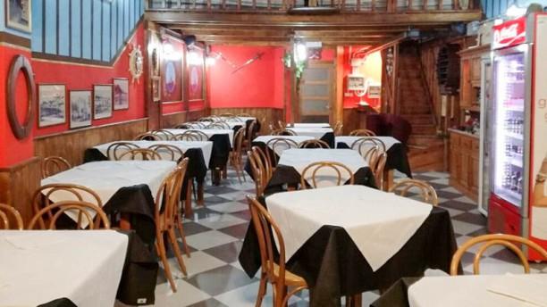 Il Corsaro Ristornate e Pizzeria Vista sala