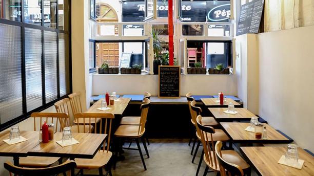 Maison Burger - Odéon Vue de la salle