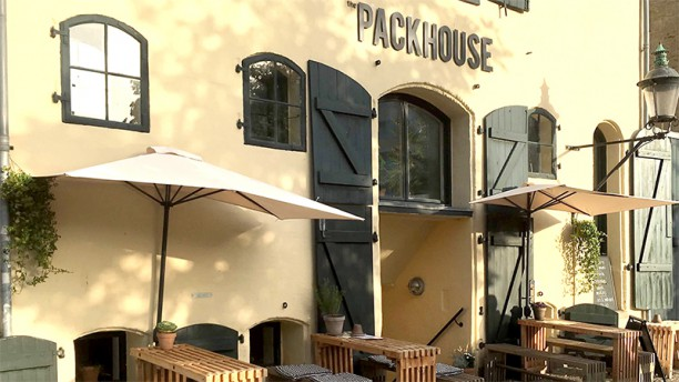 The Packhouse Terras