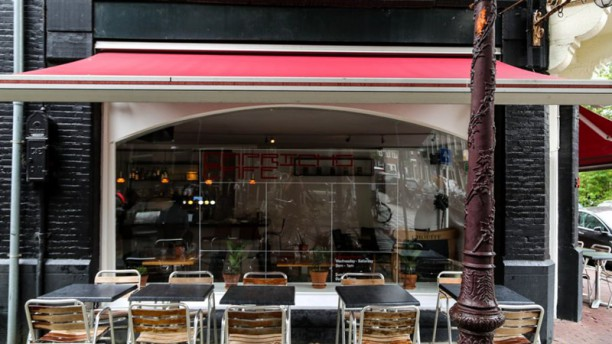 Capricho Cafe Terras