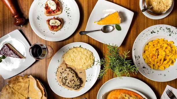 Nostro Ristorante Restaurant Week Delivery