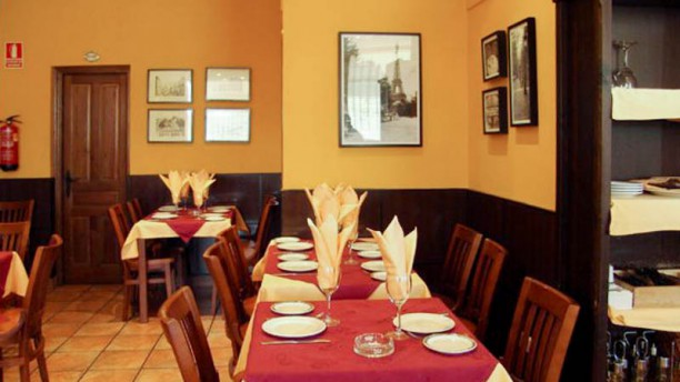Casa Corrochano Vista sala