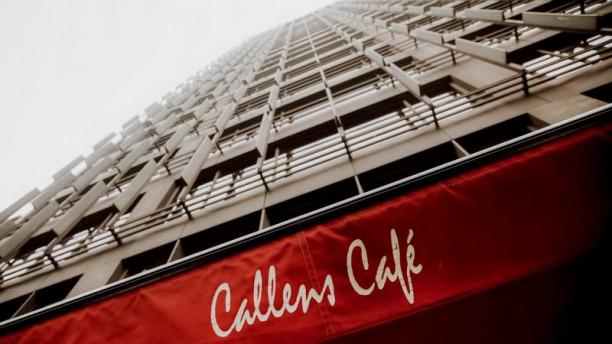 Callens Cafe Entrée