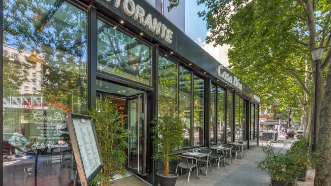 Casa Déa - Restaurant - Paris