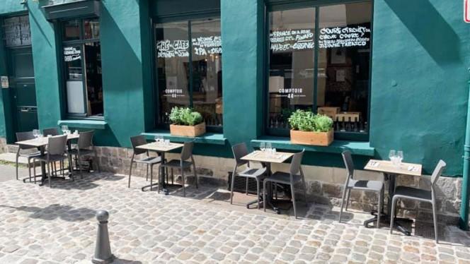 Comptoir 44 - Restaurant - Lille