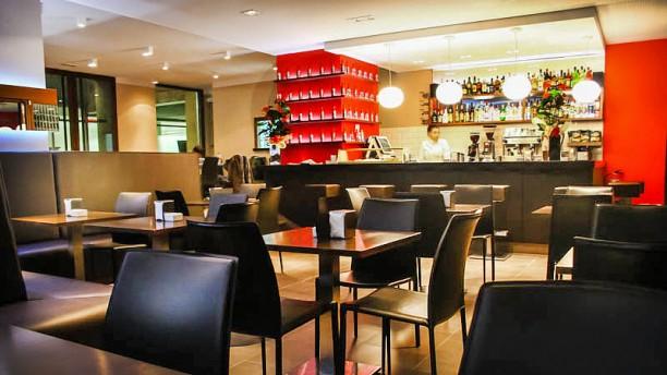 Twins Bar vista sala